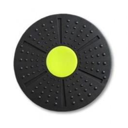 Tabla de equilibrio redonda con semiesfera